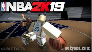 2K19 IN ROBLOX - RB world 3