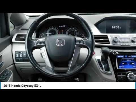 2015 Honda Odyssey Martin Honda Kia Mazda T15099