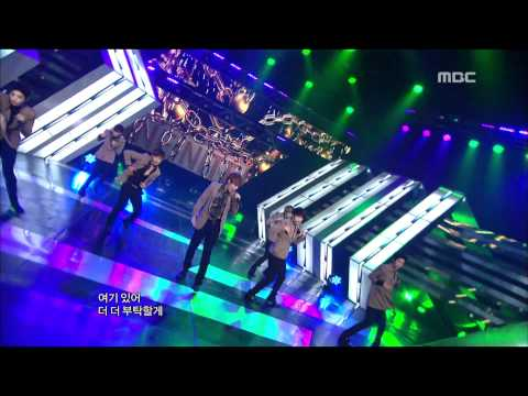 Infinite - Paradise 인피니트 - 파라다이스 Music Core 20111105