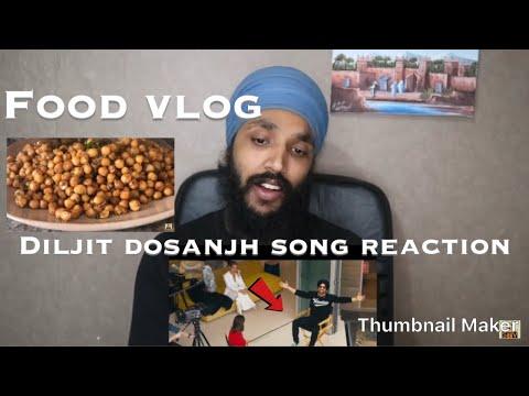 High End | CON.FI.DEN.TIAL | Diljit Dosanjh | Reaction | Making Street Food Vlog