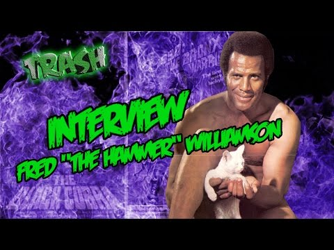 Fred Williamson Interview 2014 - Black Cobra - from dusk till dawn tv show