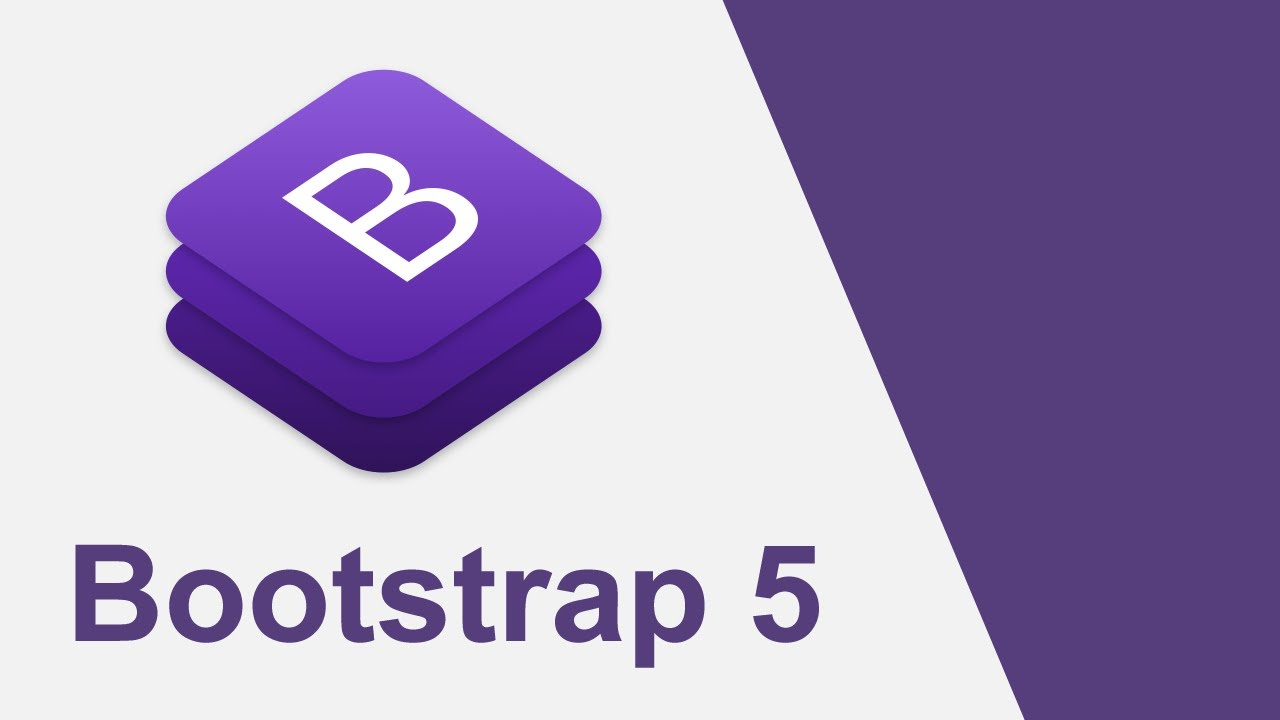Create website using Bootstrap 5