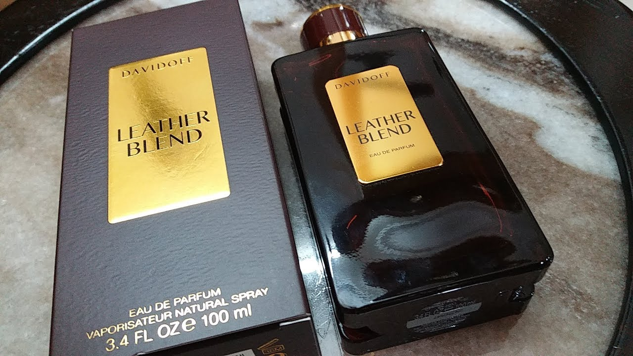 Leather Blend By Davidoff Fragrance Review 2014 Youtube