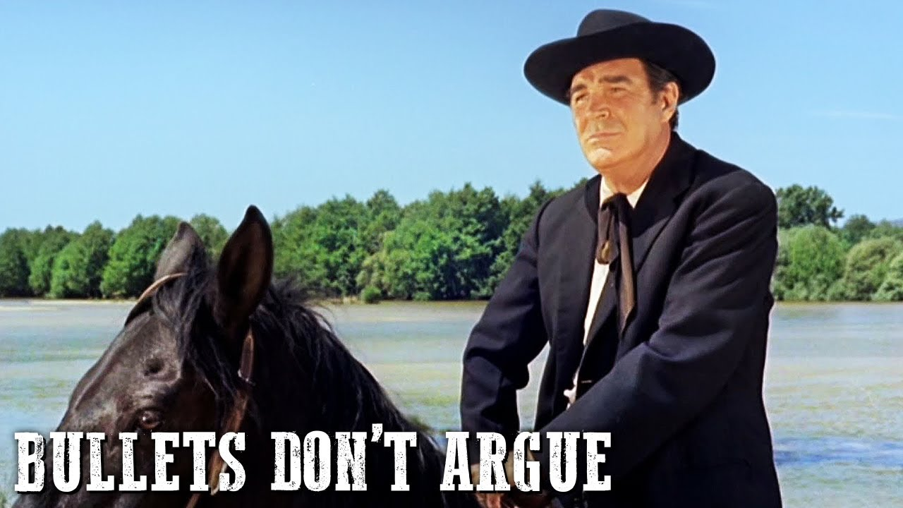 Bullets Don't Argue | WESTERN | Free Western Movie | English | Full Length Feature Film