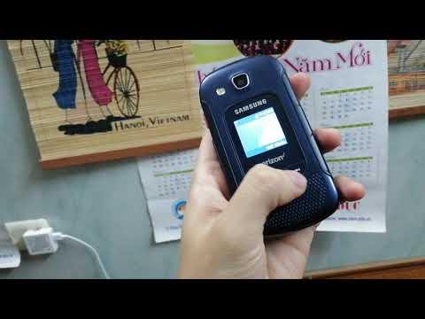 Điện thoại siêu bền Samsung B690