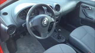 Seat Cordoba 1.9TDI 2003 (In Depth Tour, Engine, Start Up, Test Drive)