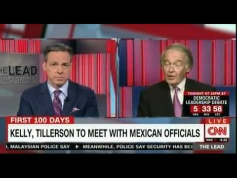 Sen Ed Markey D Foreign Relations Committee believes the Mexican relationship  is undermined