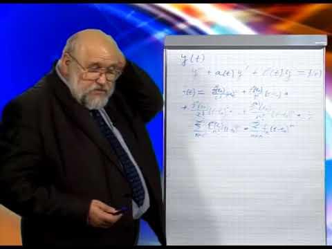 Решение дифференциальных уравнений с помощью степенных рядов