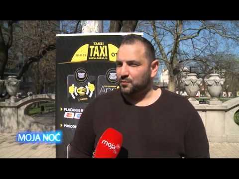 Serbia Fashion Taxi