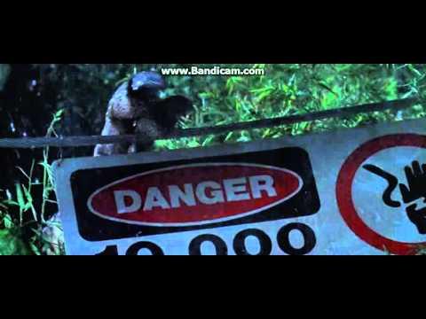 Jurassic park 4/7 T rex Escape