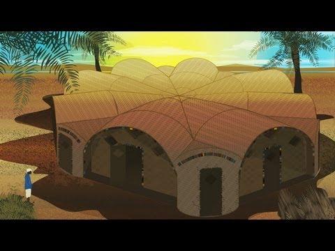 Earthship Malawi Trailer