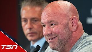 White discusses 'incredible' atmosphere around UFC 240, Jones' legal issues, and more