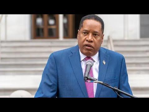 "Larry Elder: ""Black Americans Had Better Lives During-Slavery"""