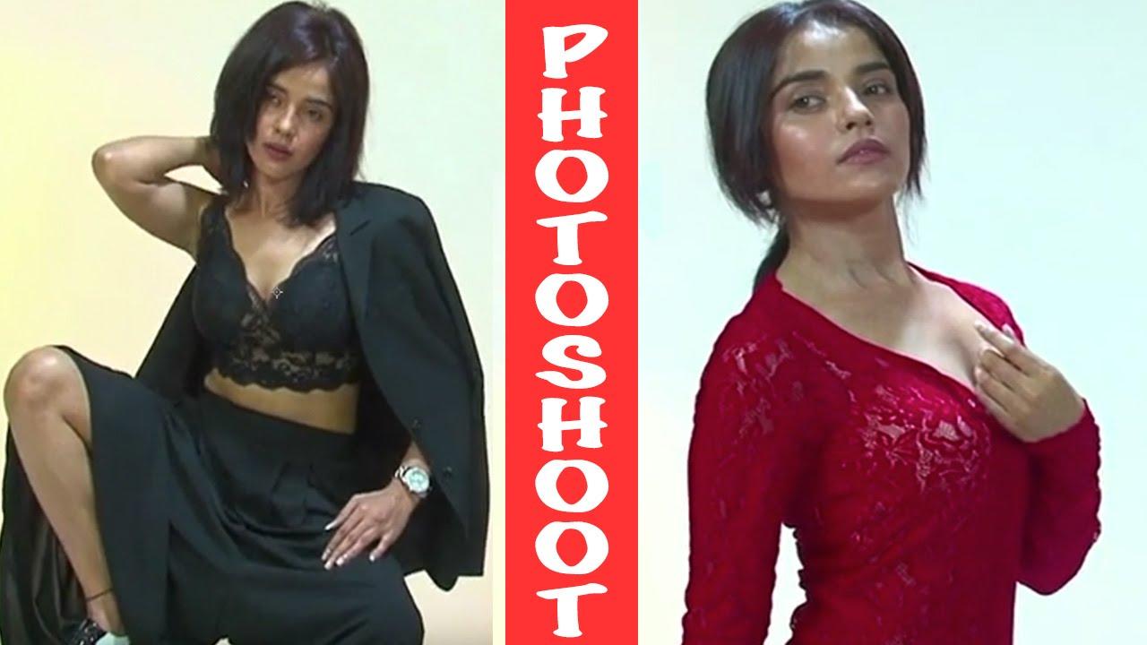 Download Piaa Bajpai Hot Photoshoot   Laal Rang Actress   2016