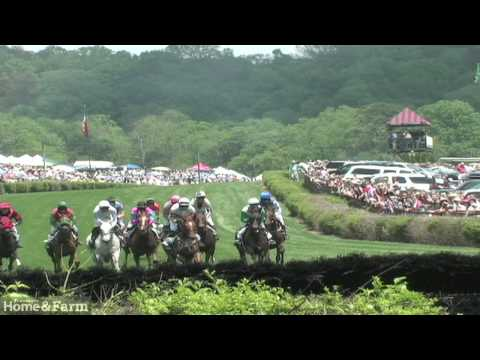 Iroquois Steeplechase At Percy Warner Park, Nashville - TN Home & Farm