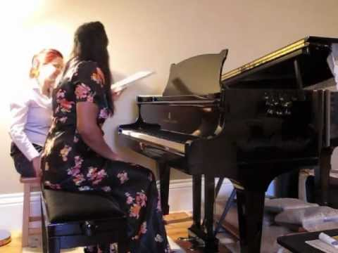Trinity College of Music ATCL Piano Diploma (First run-through)