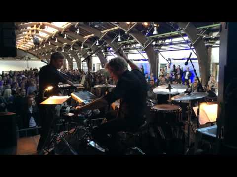 Aarhus Jazz Orchestra plays KRAFTWERK with Hattlerized Motorsaw