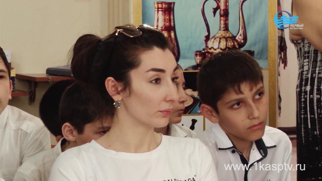 День славянской письменности отметили в центре традиционной культуры народов России в г.Каспийск
