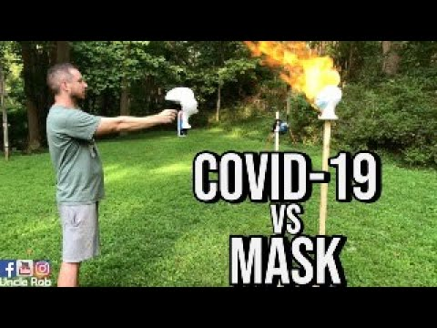 Do Masks Work Or Not?? Proving Whether Masks Stop Covid19 Transmission with Uncle Rob