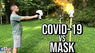 Covid19 vs Surgical Mask. Do Masks Work Or Not?
