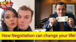 YOU CAN NEGOTIATE ANYTHING  | STDTY #66