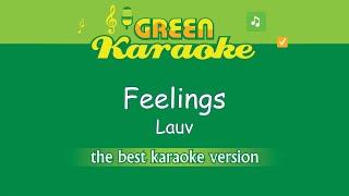 Lauv - Feelings (Karaoke)