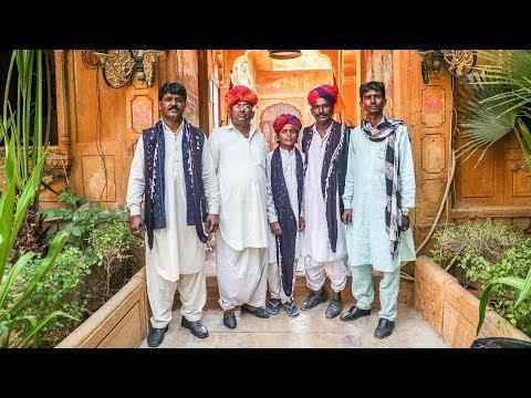 Gaffur Khan - Lunagarh (Anahad Foundation - Folk Music Rajasthan)