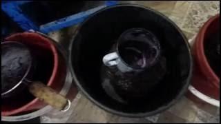 Вторичное вино Петио.