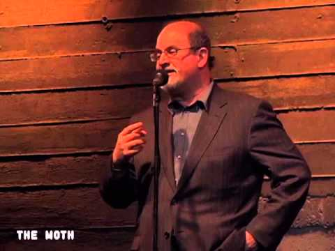 The Moth Presents Salman Rushdie: Writer's Block