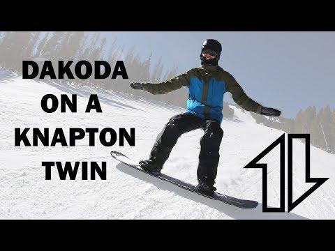 Dakota on a Donek Knapton Twin + Demo Info