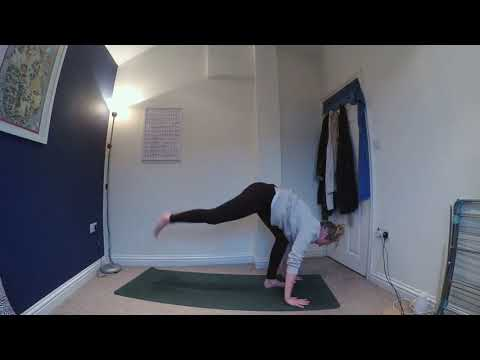 Club Partners: Leicester Tigers virtual Yoga Video
