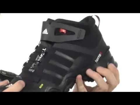 31623ed50 adidas Outdoor Terrex Softshell Mid SKU     7983308 - YouTube