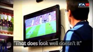 Groundsmen tell FATV their secrets | FA Cup final - Manchester City vs Stoke 14-05-11