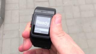 Видеообзор спортивных часов Nike + SportWatch GPS