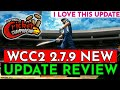 WCC2 2.7.9 UPDATE REVIEW | WCC2 NEW UPDATE REVIEW