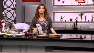 برنامج المطبخ – الشيف آية حسنى – حلقة الخميس 19-6-2014 – Al-matbkh