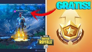 Comment se rendre à 'LEVEL 100 'Pass BATTLE 4 Débloquer SKIN FREE Fortnite Battle Royale