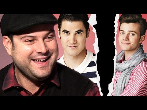 """Max Adler Teases Finale """"Glee"""" Season -- Will He Hook Up with Blaine?! 