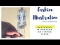 Fashion design Illustration