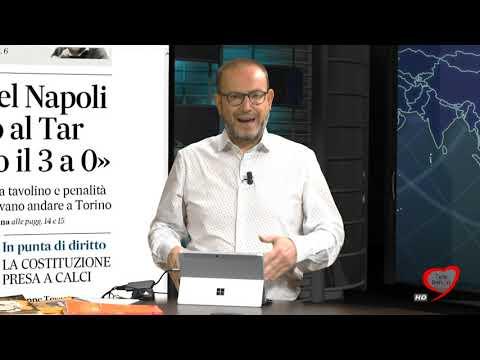 I giornali in edicola - la rassegna stampa 15/10/2020