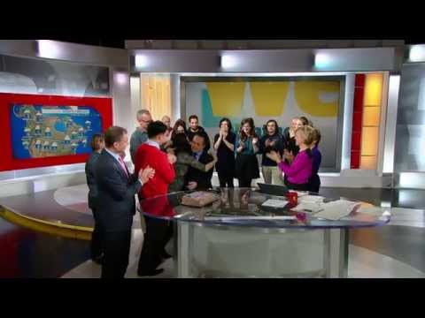 Jay Scotland's final forecast on CBC News Network Morning