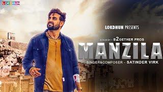 Manzilan Satinder Virk Mp3 Song Download