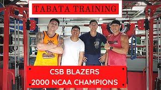 Tabata Training CSB Blazers (2…