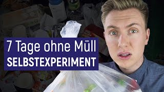 How to live without waste! Social experiment ZERO WASTE