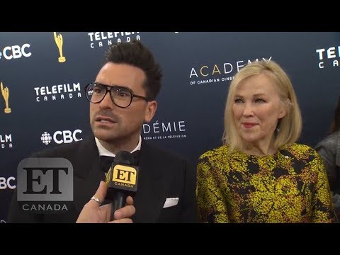 Dan Levy, 'Schitt's Creek' Cast Share Reaction To Wrapping