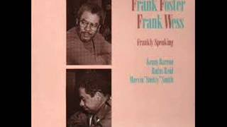 Frank Foster Frank Wess   One Morning In May