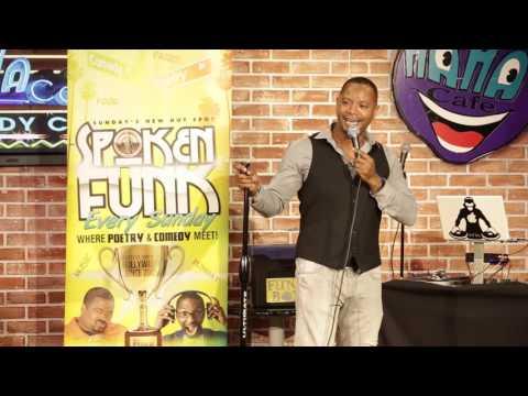 Evan Lionel ... Spoken Funk