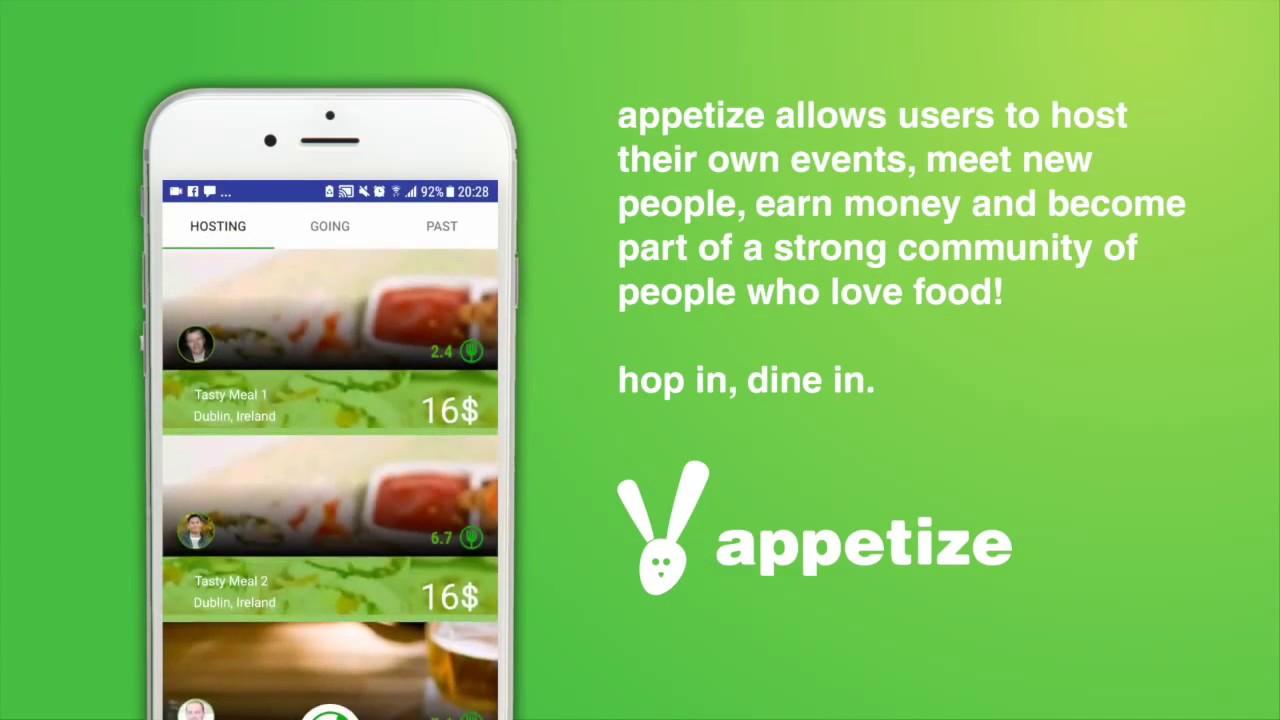 Appetize Demo