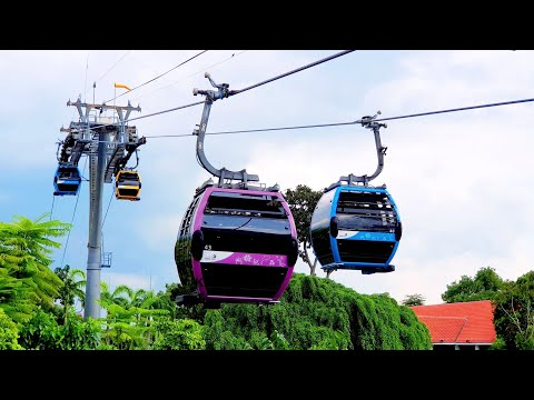 Singapore Cable Car Round Trip | Things To Know Before You Go