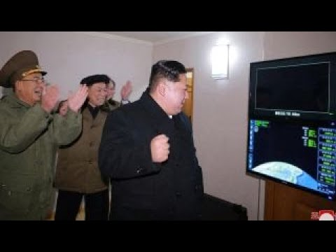 North Korea releases images of new missile tests